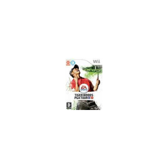 Tiger Woods: PGA Tour 10 (Wii)