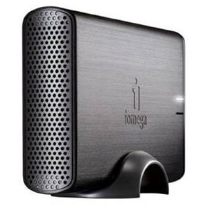 Photo of Iomega Select 1TB External Hard Drive