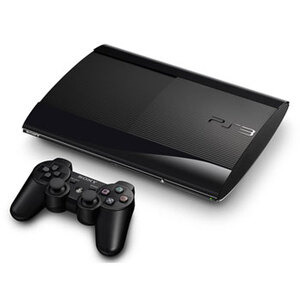 Photo of Sony PlayStation 3 Slim PS3-12GB Games Console