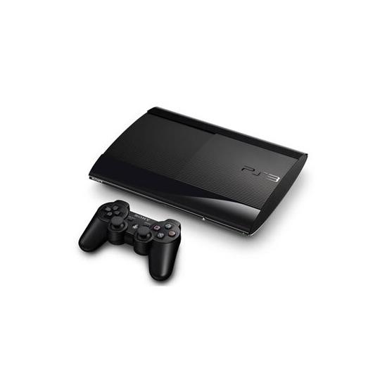 Sony PlayStation 3 Slim PS3-12GB