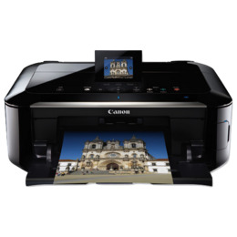 Canon PIXMA MG5350 Wireless All-in-One Inkjet Printer Reviews