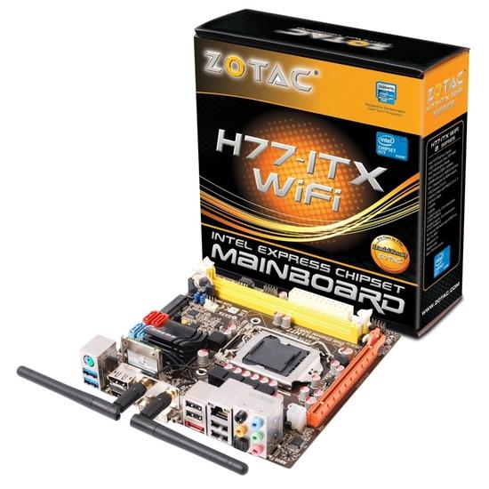 Zotac H77 ITX