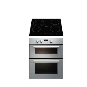 Photo of Hotpoint UY46X + CRA641DC Cooker