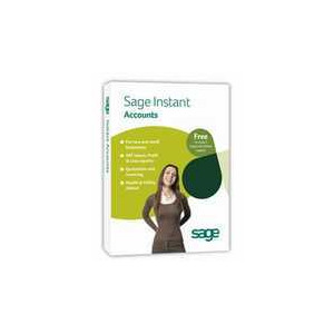 Photo of Sage Instant Accounts Software
