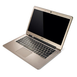 Photo of Acer Aspire S3-391 NX.M1FEK.006 Laptop