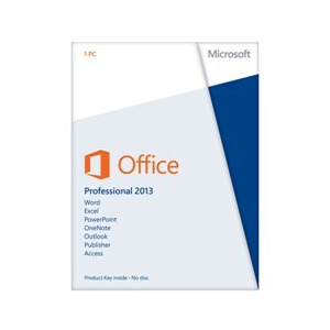 Photo of Microsoft Office Professional 2013 Software