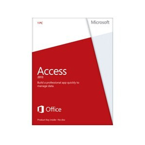 Photo of Microsoft Access 2013 Software