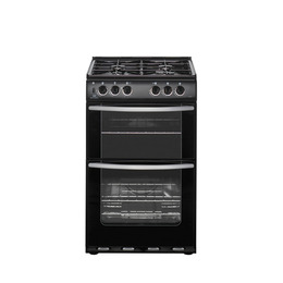 NEW WORLD 55TWLG Gas Cooker - Black Reviews