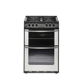 NEW WORLD 55TWLG Gas Cooker - Stainless Steel Reviews
