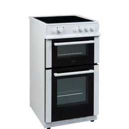 Logik LTOC50W12 Electric Ceramic Cooker - White Reviews