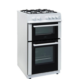 Logik LTOG50W12 Gas Cooker - White Reviews
