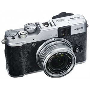 Photo of Fujifilm FinePix X20 Digital Camera