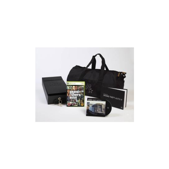Grand Theft Auto IV [Special Edition] (Xbox 360)