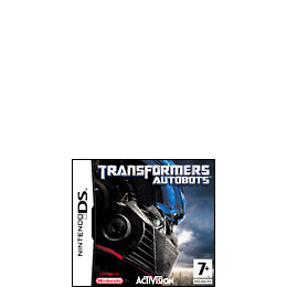 Transformers The Game - Autobot (DS) Reviews