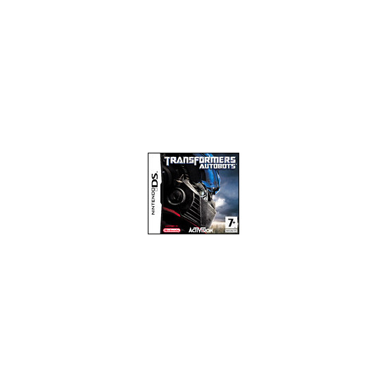 Transformers The Game - Autobot (DS)