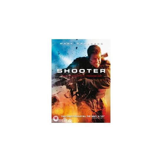 Shooter (2007) Blu-ray Disc