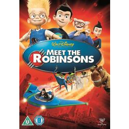 Meet The Robinsons (2007) DVD Reviews