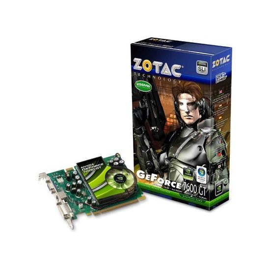 Zotac GeForce 7600GT 256MB