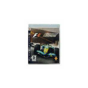 Photo of F1 2006 (Formula 1): Championship Edition (PS3) Video Game