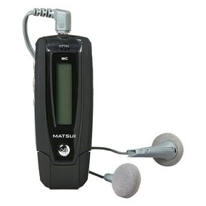 Photo of Matsui 140MR 4GB MP3 Player