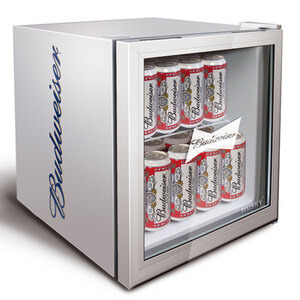 Photo of Husky Budweiser HM134 Mini Fridges and Drinks Cooler