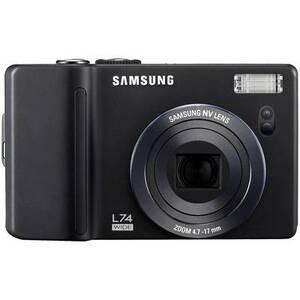 Photo of Samsung Digimax L74 Digital Camera