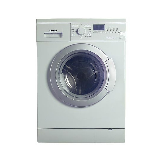 Siemens WM12E468 White