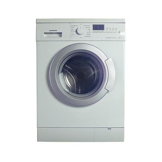 Siemens WM12E468 White