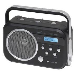 Photo of Matsui MATDR100 Radio