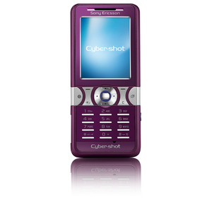 Photo of Sony Ericsson K550I Mobile Phone
