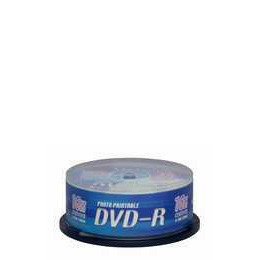 VERBATIM DVD-R25PK PRINTSP Reviews