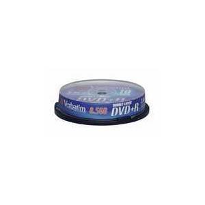 Photo of VERBATIM DVD+R10PK SP DL CD and DVD Storage