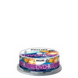 Philips 25 DVD-R Beehive Reviews