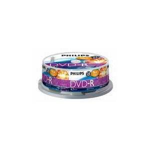 Photo of Philips 25 DVD-R Beehive DVD R