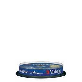 Verbatim DVD+RW 10P KMTSPIN Reviews