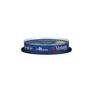 Photo of Verbatim DVD+RW 10P KMTSPIN DVD RW