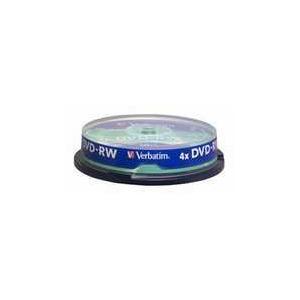 Photo of Verbatim DVD RW 10P DVD RW