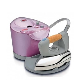 Polti Vaporella Fashion Steam Generator Iron in Pink Reviews