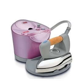 Polti Vaporella Fashion Steam Generator Iron in Pink Reviews