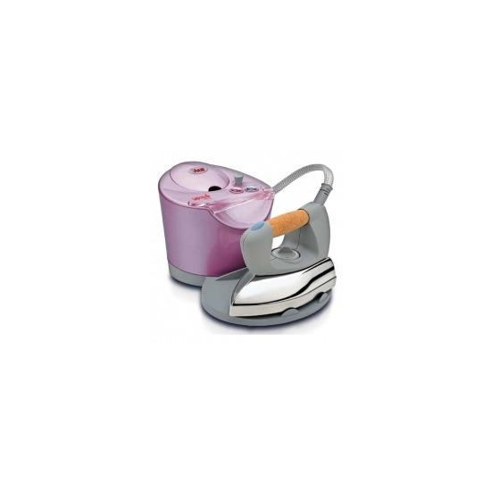Polti Vaporella Fashion Steam Generator Iron in Pink