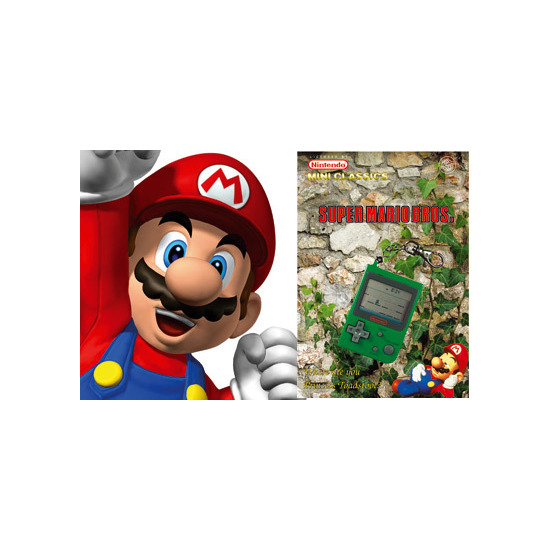 Nintendo Mini Classics Super Mario Bros