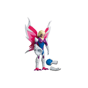 Photo of Gormiti Lords Of The Nature Return 12CM Articulated Figures - Jessica - The Air Lord Toy