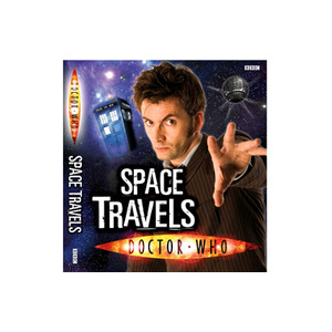 Photo of Doctor Who Space Travels Book