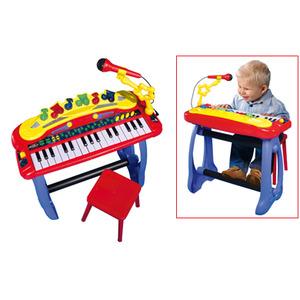 Photo of My Music World Standing Keyboard Toy
