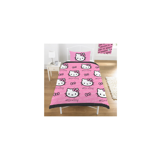Hello Kitty Polka Dot Duvet