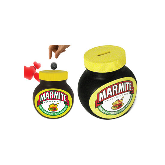 Marmite Savings Jar
