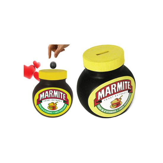 Marmite Savings Jar