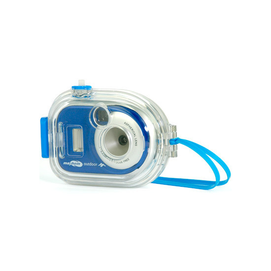 Mayhem Outdoor Underwater Digital Camera