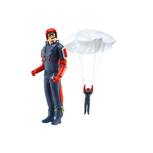 Photo of H.m. Armed Forces - RAF Falcons Parachutist Toy