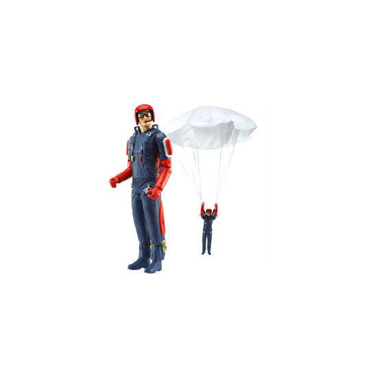 H.M. Armed Forces - RAF Falcons Parachutist